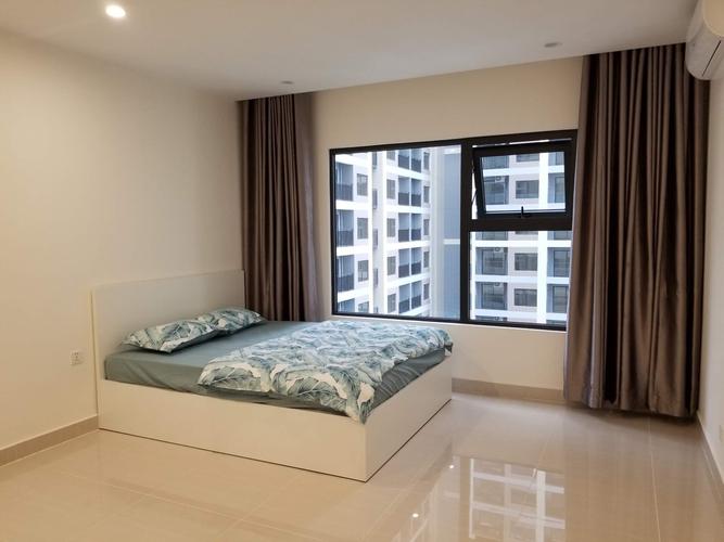 Căn hộ Vinhomes Grand Park, Quận 9 Studio Vinhomes Grand Park tầng 10 thiết kế 1 phòng ngủ, nội thất cơ bản.