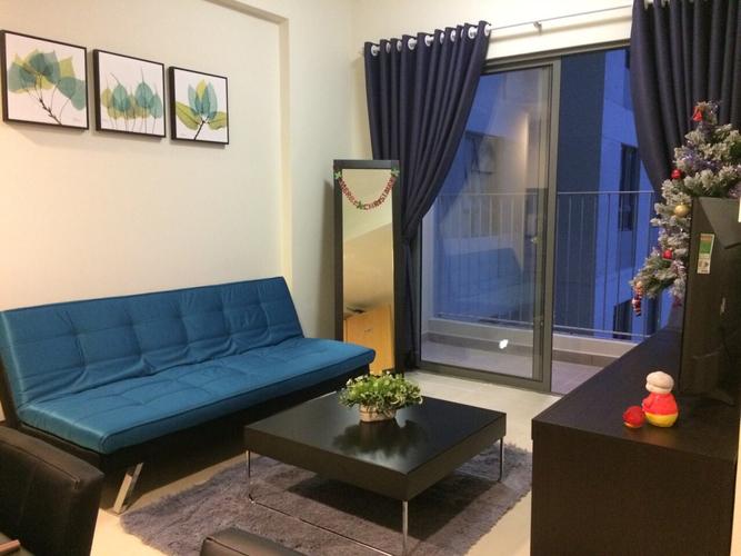 Căn hộ hạng sang Masteri Thảo Điền tầng 28, đầy đủ nội thất và tiện ích.