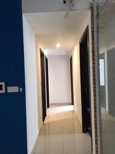 Hành lang căn hộ The Tresor Căn hộ tháp TS1 The Tresor, 3 phòng ngủ view nội khu yên tĩnh.