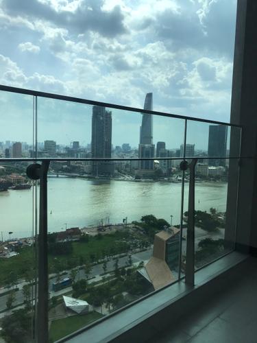 View căn hộ Empire City, Quận 2 Căn hộ Empire City tầng 24 diện tích 98m2, bàn giao nội thất cơ bản.