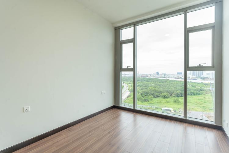 Phòng khách căn hộ Empire City, Quận 2 Căn hộ Empire City tầng trung cửa hướng Tây Bắc, view thoáng mát.