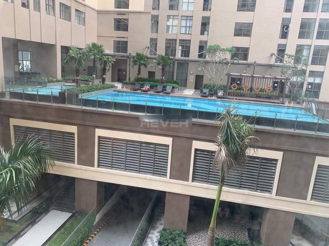 khung cảnh The Tresor quận 4 Căn hộ The Tresor tầng 3 nội thất đầy đủ, view hồ bơi nội khu cực đẹp