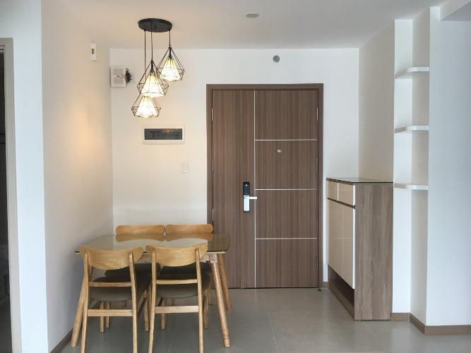 không gian căn hộ New City Thủ Thiêm  quận 2 Căn hộ tầng 14 New City Thủ Thiêm nội thất đầy đủ, view thoáng