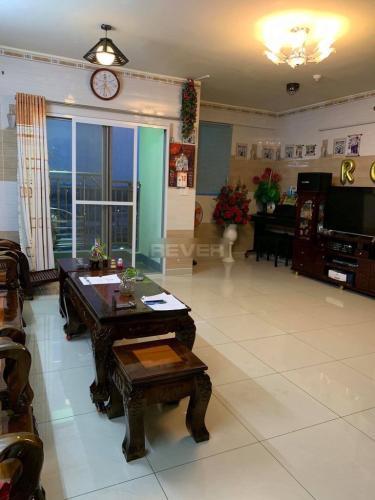 Phòng khách Vision, Bình Tân Căn hộ Vision Bình Tân nội thất cơ bản, view thoáng mát.