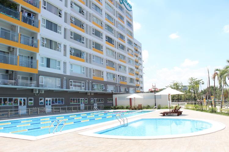 Tiện ích căn hộ E-Home 5 The Bridgeview, Quận 7 Căn hộ E-Home 5 The Bridgeview tầng 7 diện tích 54m2, đầy đủ nội thất.
