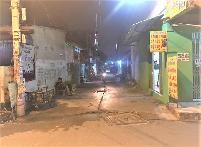Nhà phố Quận Bình Tân Nhà phố nằm tại khu vực dân cư sầm uất, diện tích 73.1m2 không nội thất.