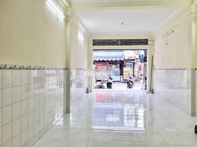 Nhà phố Quận Tân Phú Nhà phố có 1 trệt, 1 lầu mặt tiền đường Nguyễn Nhữ Lãm, không nội thất.