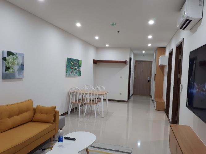 Căn hộ Hado Centrosa Garden , Quận 10 Căn hộ tầng 18 HaDo Centrosa Garden diện tích 84m2, đầy đủ nội thất.