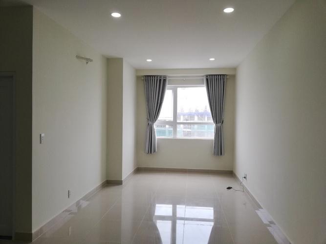 Căn hộ Topaz Elite tầng 7 thiết kế hiện đại, bàn giao không có nội thất.