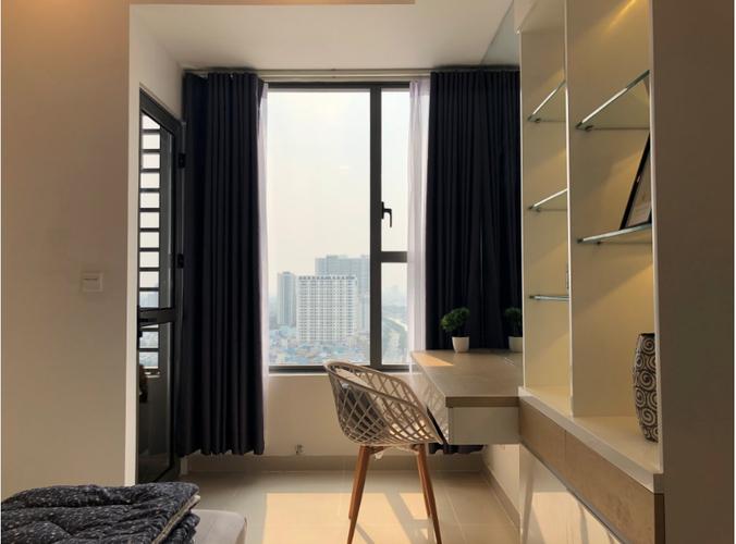 Căn hộ RiverGate Residence tầng 19 thiết kế hiện đại, đầy đủ nội thất.