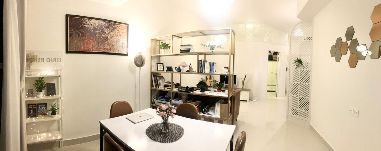 Căn hộ The Sun Avenue, Quận 2 Căn hộ The Sun Avenue tầng 3 diện tích 31.4m2, đầy đủ nội thất hiện đại.