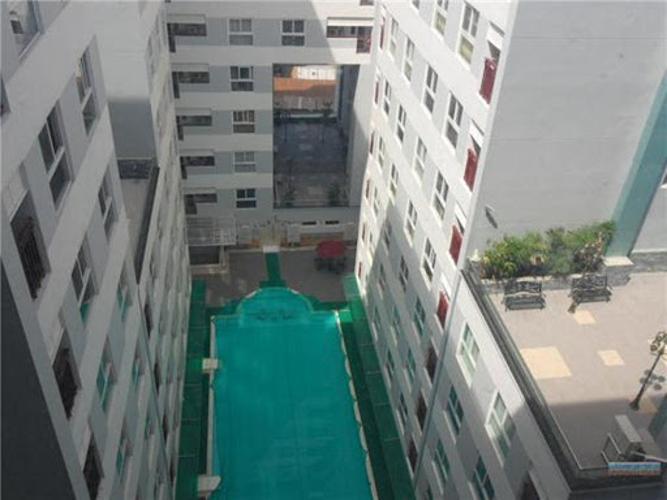 Ruby Garden Căn hộ chung cư Ruby Garden tầng 8 view thoáng mát, đủ nội thất.