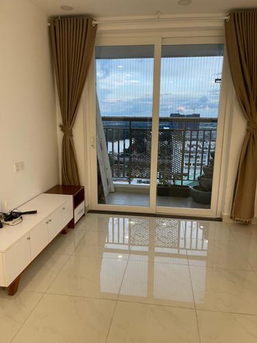 Căn hộ Saigon Mia tầng 19 cửa hướng Bắc, đầy đủ nội thất cao cấp.