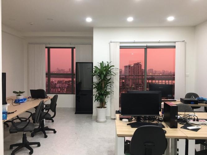 Văn phòng The Sun Avenue, Quận 2 văn phòng tầng 20 The Sun Avenue diện tích 51.1m2, nội thất cơ bản.