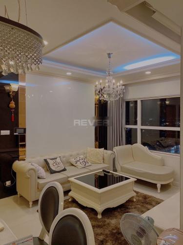 Căn hộ tầng 22 Sunrise City diện tích 56m2, bàn giao đầy đủ nội thất.