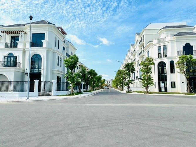 Vinhomes Grand Park, Quận 9 Shophouse Vinhomes Grand Park có 1 trệt, 4 lầu và 1 tum, không nội thất.