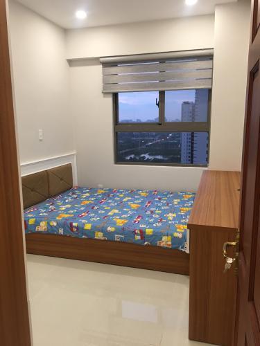 Phòng ngủ Saigon South Residence Căn hộ tầng 21 Saigon South Residence thiết kế kỹ lưỡng, đầy đủ nội thất.