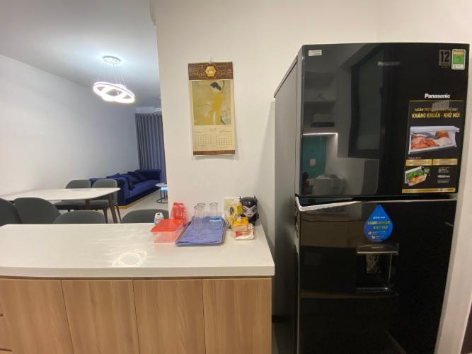 Phòng bếp One Verandah Quận 2 Căn hộ One Verandah tầng thấp, view thành phố và sông.