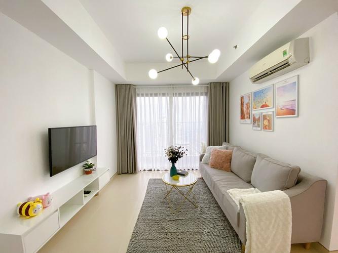 Căn hộ cao cấp Matseri Thảo Điền tầng 35, view thành phố tuyệt đẹp.