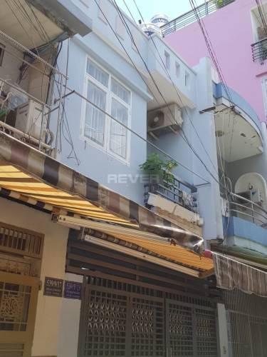 Mặt tiền nhà phố Quận Tân Phú Nhà phố gần UBND Quận, hẻm cụt vô cùng an ninh, diện tích 42m2.