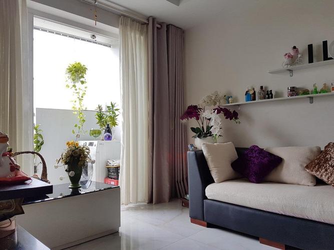 Căn hộ Ho,yLand 2 tầng 18 thiết kế 2 phòng ngủ, đầy đủ nội thất.