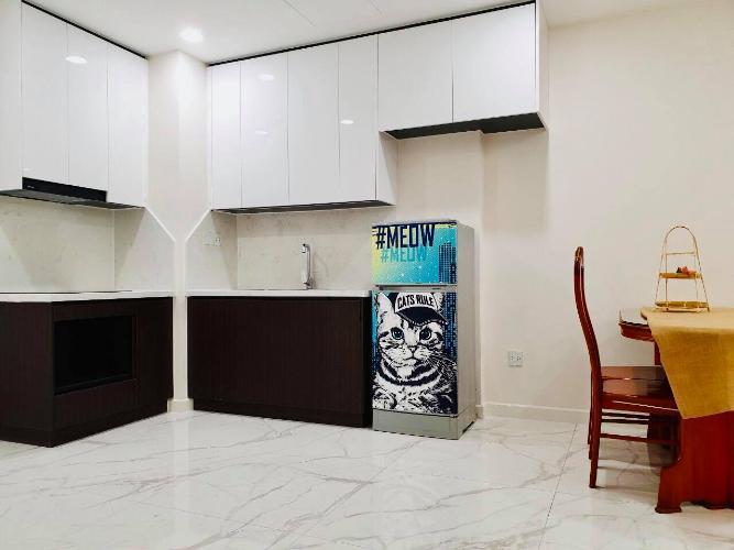 phòng bếp căn hộ Sunshine City Saigon Office-tel Sunshine City Saigon thiết kế hiện đại và tinh tế.