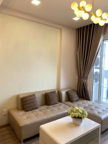 Căn hộ Sunrise Riverside tầng 17 gồm 2 phòng ngủ, đầy đủ nội thất.