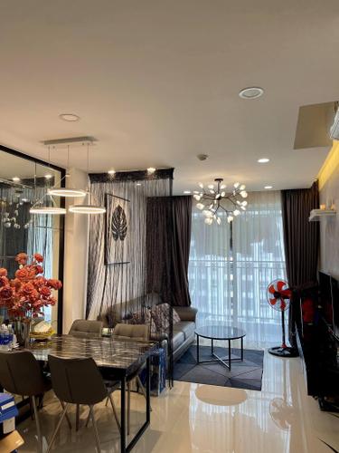 Căn hộ Sunrise Riverside tầng 6 thiết kế kỹ lưỡng, đầy đủ nội thất.