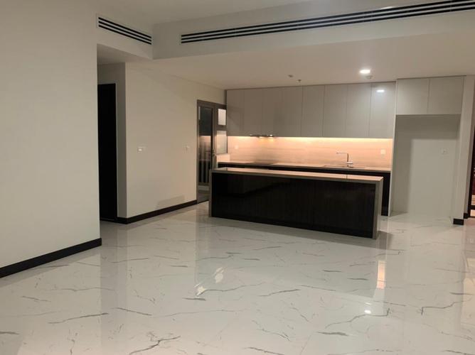 Căn hộ Empire City tầng 8 diện tích 127.3m2, bàn giao nội thất cơ bản.