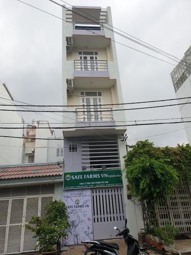 Nhà phố diện tích 65m2 hướng Nam thoáng mát, gần Lotte Nguyễn Thị Thập.