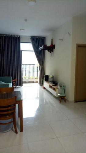 Phòng khách Căn hộ Jamila Khang Điền, quận 9 Căn hộ tầng 07 Jamila Khang Điền đầy đủ nội thất hiện đại