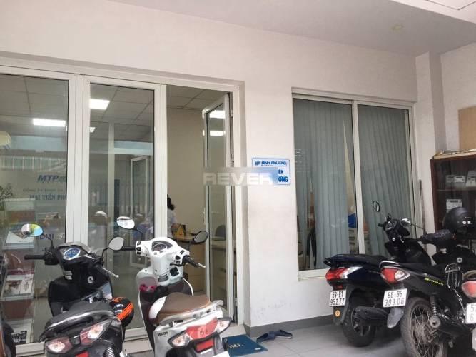Văn phòng Quận Phú Nhuận Văn phòng diện tích 60m2 cửa hướng Đông thoáng mát, nội thất cơ bản.
