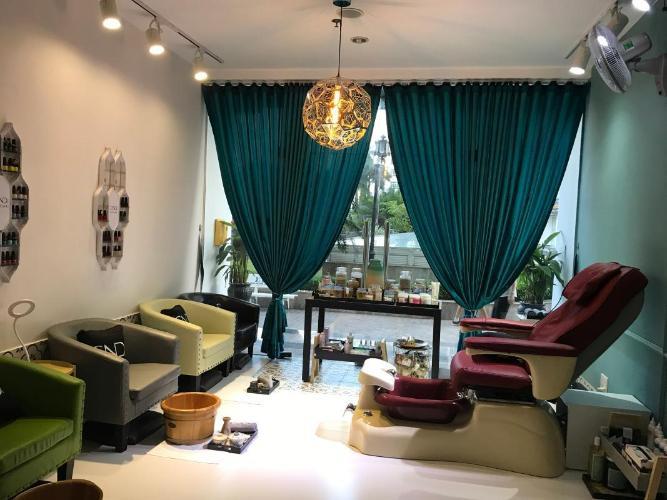 Shophouse chung cư Phú Hoàng Anh, đầy đủ nội thất.
