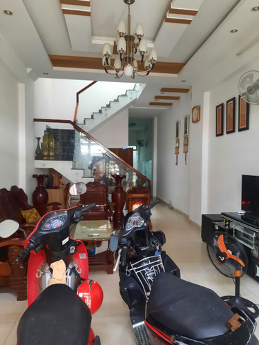 Nhà phố Quận Bình Tân Nhà phố diện tích 75m2, hẻm rộng 7m đường Số 6 khu vực kinh doanh sầm uất.