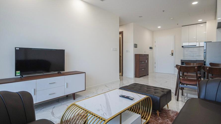 Căn hộ tầng 11 Sunshine City Sài Gòn nội thất đầy đủ, view thành phố