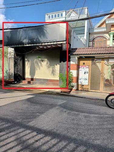 Mặt bằng kinh doanh Quận 12 Mặt bằng kinh doanh đường Hà Huy Giáp, diện tích 100m2 vuông vức.