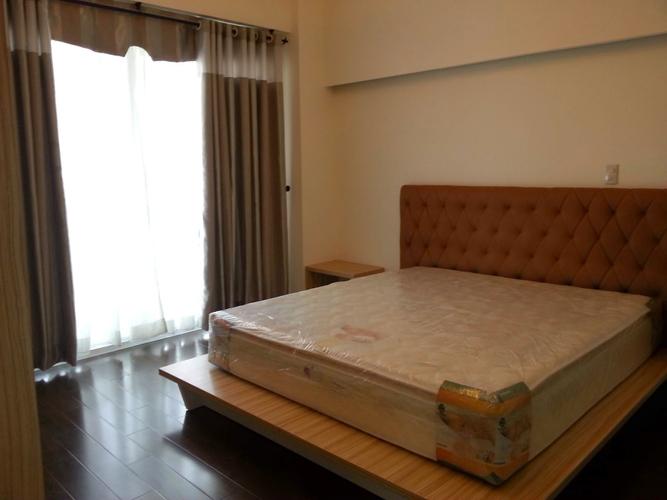 Phòng ngủ căn hộ Riverpark Residence, Quận 7 Căn hộ RiverPark Residence tầng 2 tiện di chuyển, đầy đủ nội thất.