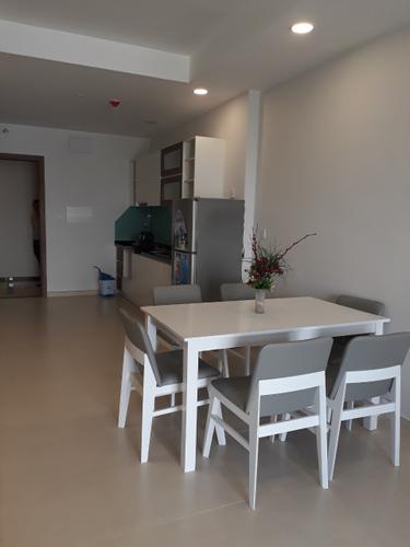 Căn hộ The Pegasuite 1, Quận 8 Căn hộ The Pegasuite 1 tầng 10 thiết kế hiện đại, đầy đủ nội thất.