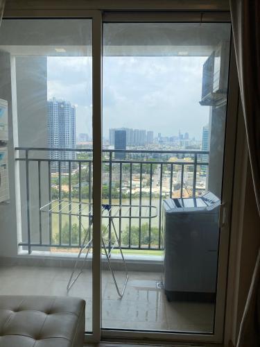 View căn hộ Sunrise Riverside, Huyện Nhà Bè Căn hộ Sunrise Riverside tầng 17 gồm 2 phòng ngủ, đầy đủ nội thất.