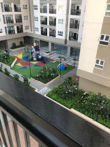 Tiện ích căn hộ Richmond City, Quận Bình Thạnh Officetel Richmond City tầng 1, diện tích 36m2 nội thất cơ bản.
