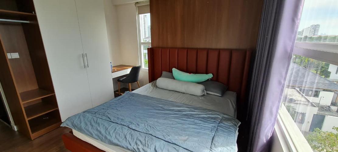 Phòng ngủ Sunrise Riverside Căn hộ Sunrise Riverside view hồ bơi nội khu, thoáng mát yên tĩnh