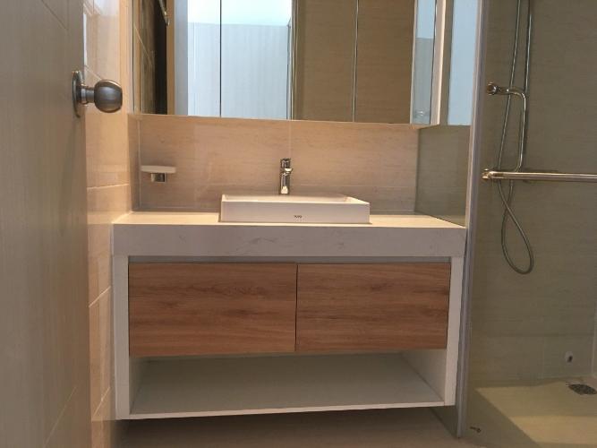 nhà tắm căn hộ New City Thủ Thiêm  quận 2 Căn hộ tầng 14 New City Thủ Thiêm nội thất đầy đủ, view thoáng
