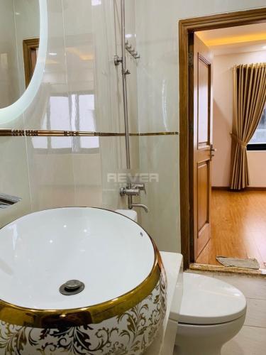Phòng tắm nhà phố KDC Citi Bella, Quận 2 Nhà phố KDC Citi Bella nội thất cơ bản, diện tích 85m2.