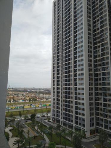 view Căn hộ Vinhomes Grand Park quận 9 Căn hộ Vinhomes Grand Park tầng 9 ban công Đông Nam đón gió mát