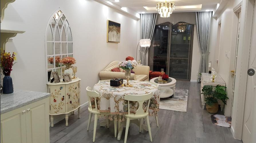 Bàn ăn  căn hộ Saigon South Residence Căn hộ Saigon South Residence đầy đủ nội thất cao cấp, đủ 3 view.