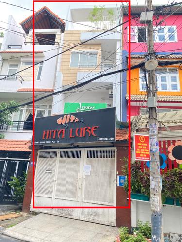 Nhà phố Quận Gò Vấp Nhà phố có 2 mặt tiền hẻm xe hơi thông thoáng, sát UBND Quận Gò Vấp.