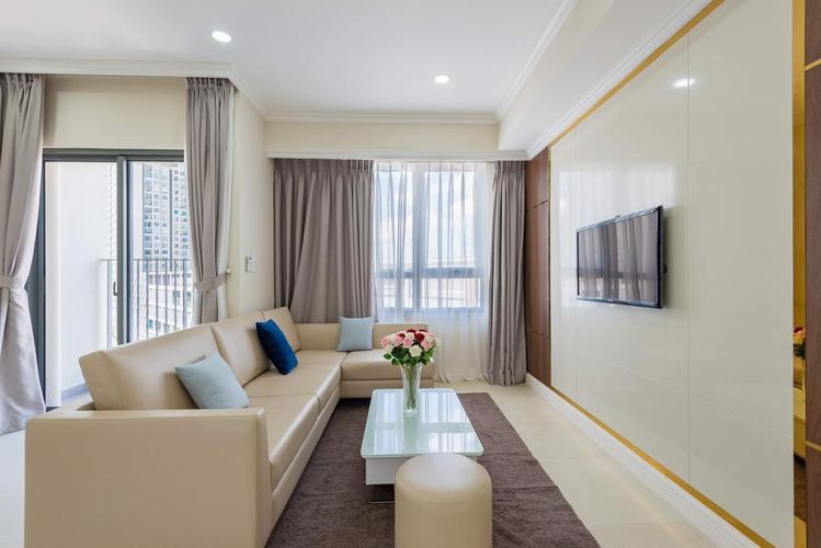 Căn hộ Masteri Thảo Điền tầng 9 diện tích 70.7m2, đầy đủ nội thất.
