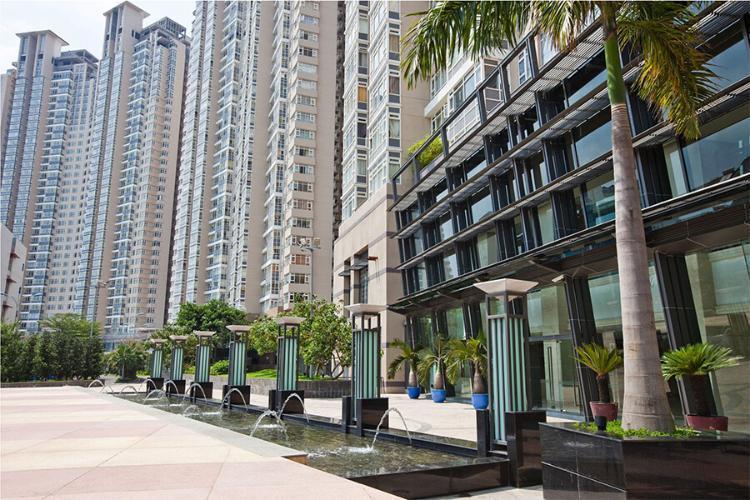 Căn hộ Saigon Pearl, Quận Bình Thạnh Căn hộ Saigon Pearl tầng 20 diện tích 86m2, view Landmark 81 tuyệt đẹp.