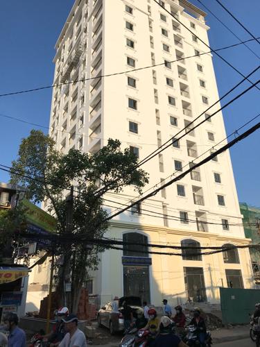 Căn hộ Tecco Central Home, Quận Bình Thạnh Căn hộ Tecco Central Home tầng 5 view Landmark 81 tuyệt đẹp.