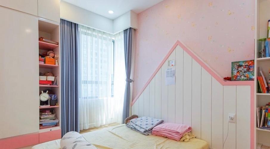 Phòng ngủ căn hộ Masteri Thảo Điền, Quận 2 Căn hộ tầng 6 Masteri Thảo Điền view thoáng mát, nội thất cơ bản.